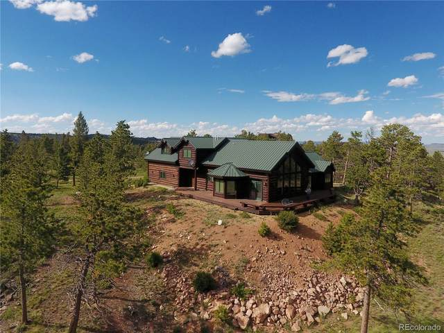 136 Deer Crossing, Tie Siding, WY 82084 (#8177766) :: The DeGrood Team