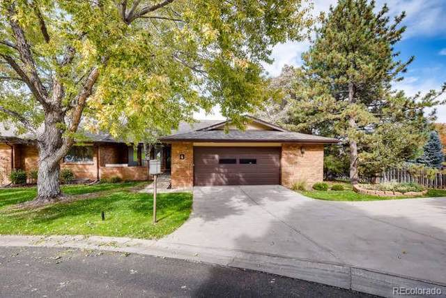 2615 Oak Drive #4, Lakewood, CO 80215 (MLS #8177900) :: Kittle Real Estate