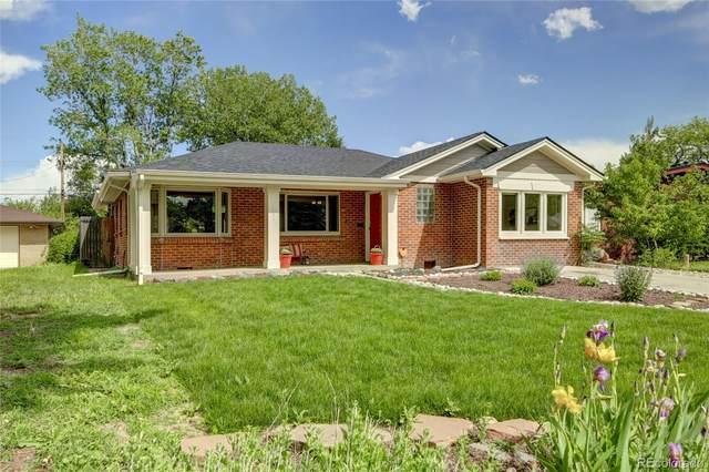1150 Eudora Street, Denver, CO 80220 (#8178465) :: Wisdom Real Estate