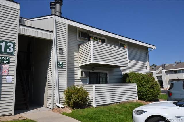 10150 E Virginia Avenue 13-108, Denver, CO 80247 (#8178600) :: Chateaux Realty Group
