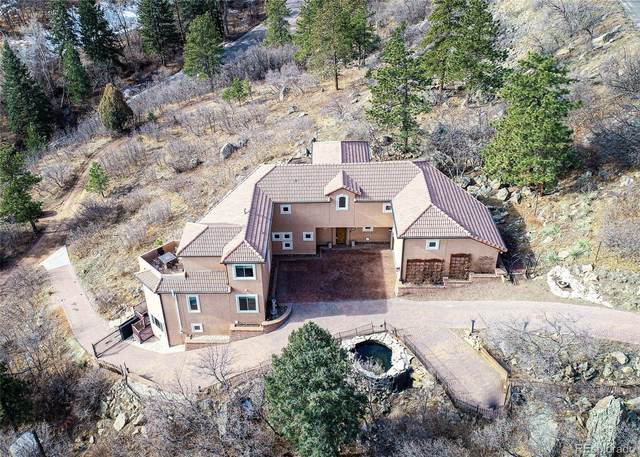 475 Gold Camp Road, Colorado Springs, CO 80906 (#8178685) :: Bring Home Denver with Keller Williams Downtown Realty LLC