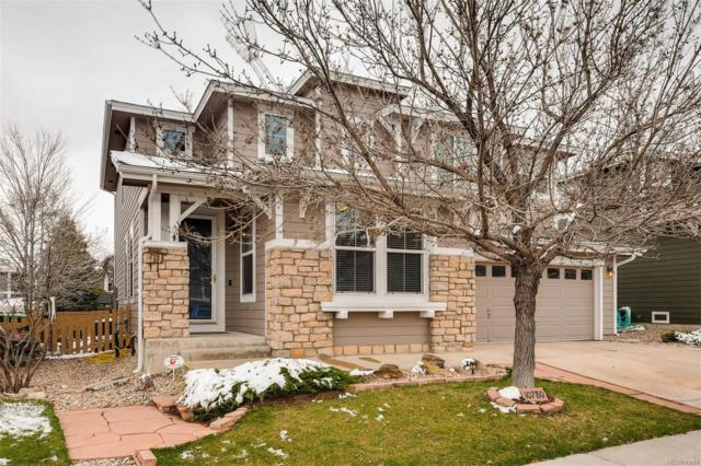 10780 Mountshire Circle, Highlands Ranch, CO 80126 (#8179254) :: The Pete Cook Home Group