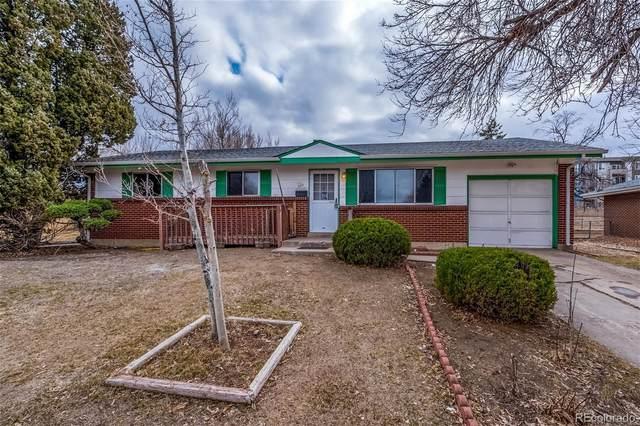 600 E Geddes Avenue, Centennial, CO 80122 (MLS #8179394) :: Wheelhouse Realty