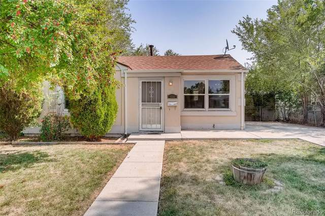436 Utica Street, Denver, CO 80204 (#8179430) :: Own-Sweethome Team