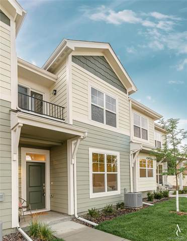 11025 W 64th Avenue B, Arvada, CO 80004 (MLS #8179461) :: Bliss Realty Group