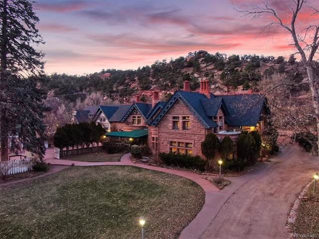 404 Manitou Avenue, Manitou Springs, CO 80829 (#8179462) :: West + Main Homes