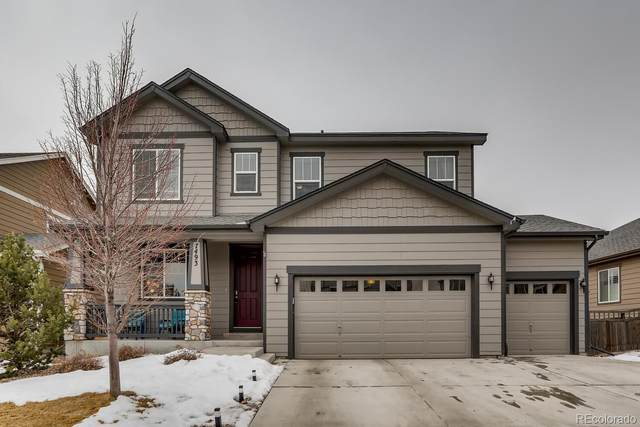 7493 Grady Circle, Castle Rock, CO 80108 (#8180061) :: The Gilbert Group