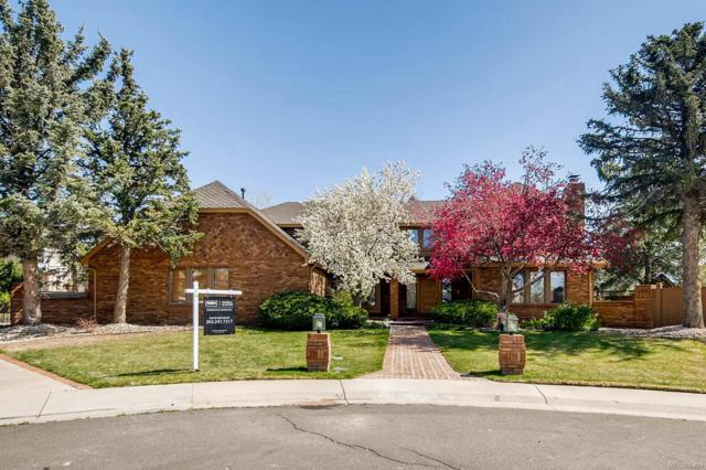 5704 S Kittredge Street, Centennial, CO 80015 (#8180248) :: The Pete Cook Home Group