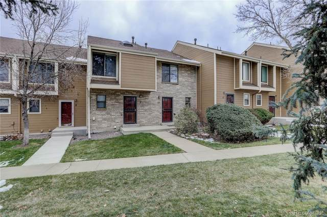8749 W Cornell Avenue #10, Lakewood, CO 80227 (#8180938) :: The DeGrood Team