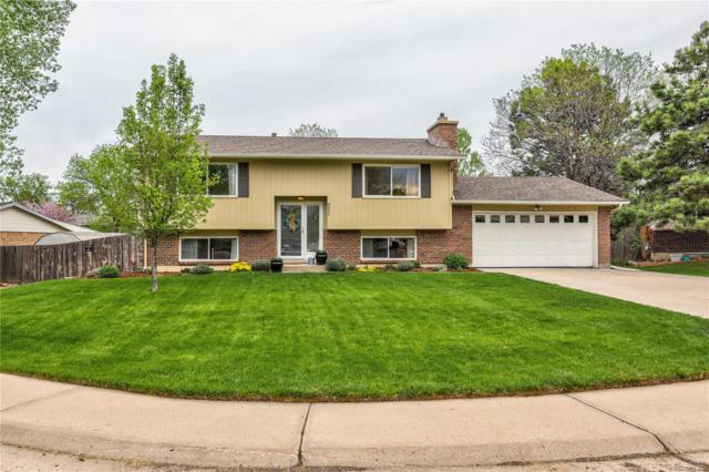 8926 W Swarthmore Drive, Littleton, CO 80123 (#8181042) :: The Pete Cook Home Group