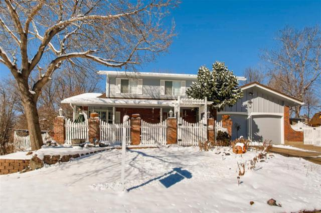 2471 S Yarrow Street, Lakewood, CO 80227 (#8181072) :: ParkSide Realty & Management