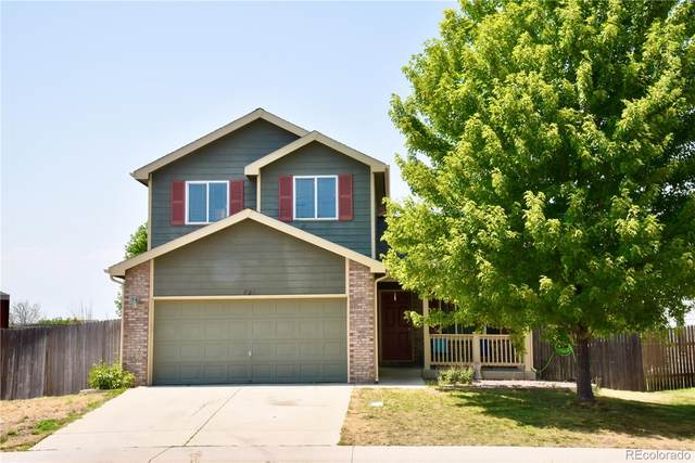 823 S Carriage Drive, Milliken, CO 80543 (#8182026) :: Berkshire Hathaway HomeServices Innovative Real Estate