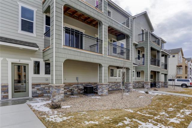 11250 Florence Street 26C, Commerce City, CO 80640 (#8182049) :: The Peak Properties Group