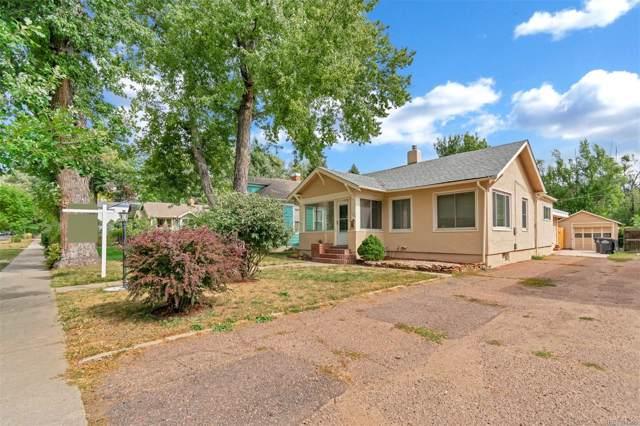1213 N Prospect Street, Colorado Springs, CO 80903 (#8182071) :: HomePopper