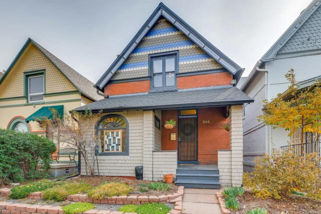 244 W Irvington Place, Denver, CO 80223 (#8182245) :: The Tamborra Team