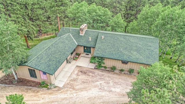 303 Kings Road, Evergreen, CO 80439 (MLS #8182326) :: 8z Real Estate