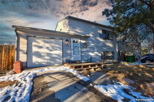 10687 W 107th Avenue, Westminster, CO 80021 (#8182665) :: Berkshire Hathaway HomeServices Innovative Real Estate