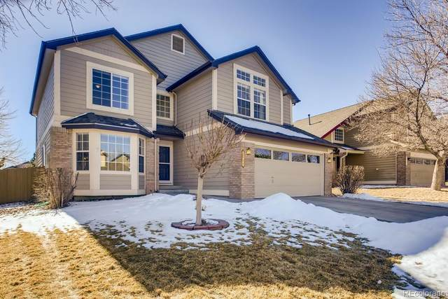 17040 Carr Avenue, Parker, CO 80134 (MLS #8182869) :: 8z Real Estate