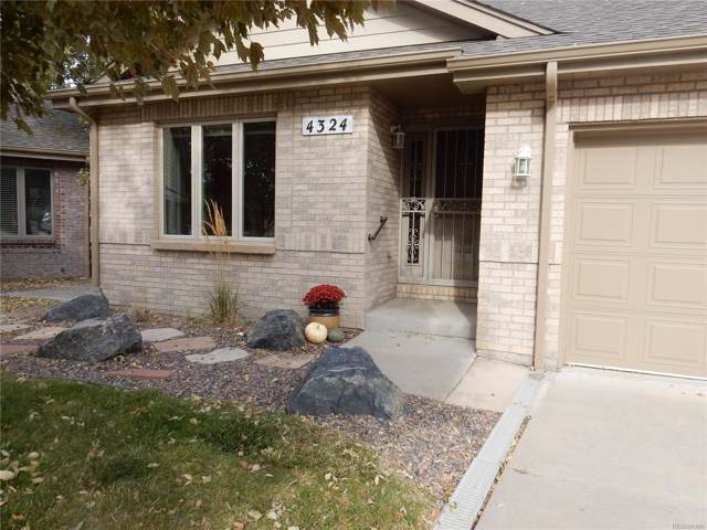 4324 Quail Street, Wheat Ridge, CO 80033 (#8183400) :: The Margolis Team