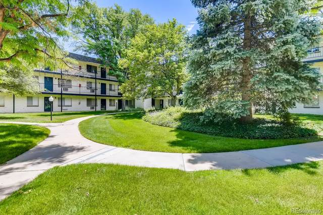 5995 E Iliff Avenue #106, Denver, CO 80222 (#8183542) :: The Heyl Group at Keller Williams