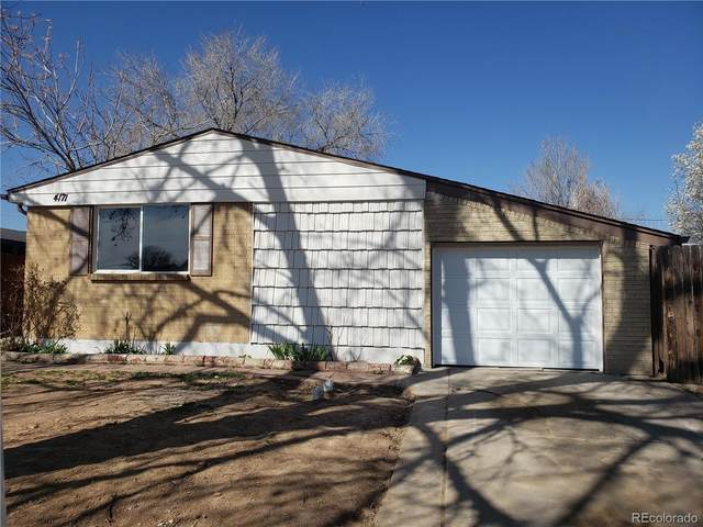 4171 S Eliot Street, Englewood, CO 80110 (#8183601) :: Real Estate Professionals