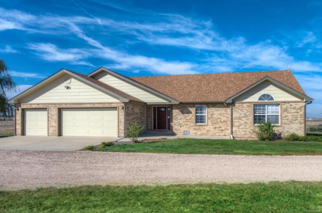 5945 County Road 55, Keenesburg, CO 80643 (#8183727) :: Wisdom Real Estate