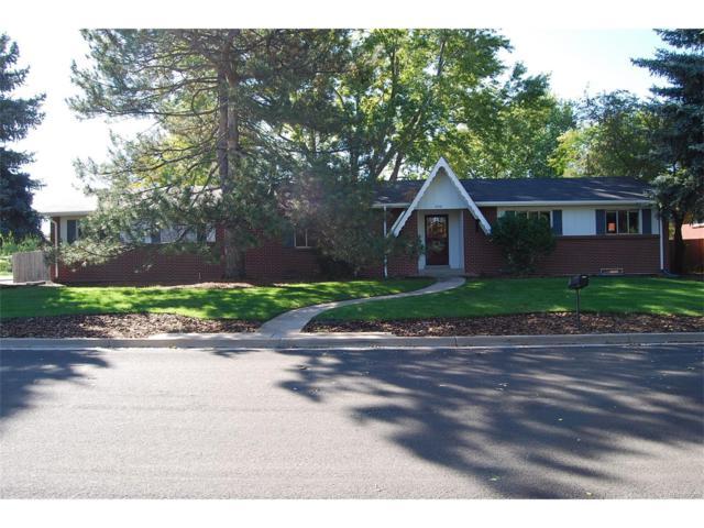8720 W 34th Avenue, Wheat Ridge, CO 80033 (#8183886) :: Ford and Associates
