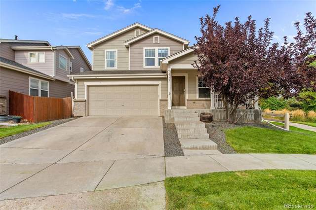 10175 Helena Street, Commerce City, CO 80022 (#8183900) :: Compass Colorado Realty