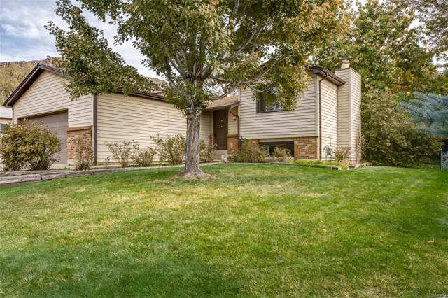 609 Garden Street, Golden, CO 80403 (MLS #8184089) :: Bliss Realty Group