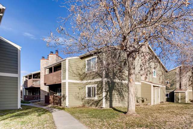3482 S Eagle Street #202, Aurora, CO 80014 (#8184246) :: Keller Williams Action Realty LLC