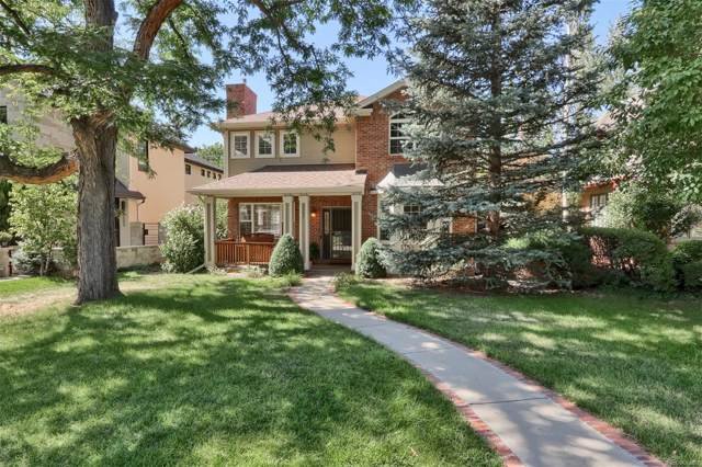 2545 S Clayton Street, Denver, CO 80210 (#8184248) :: The Peak Properties Group