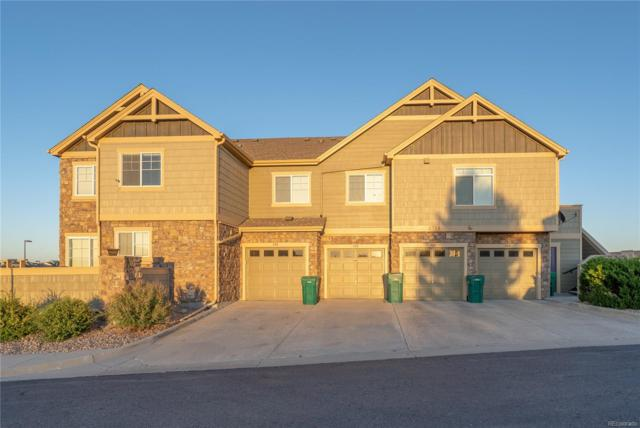 5772 S Addison Way 30-B, Aurora, CO 80016 (#8184657) :: The Galo Garrido Group