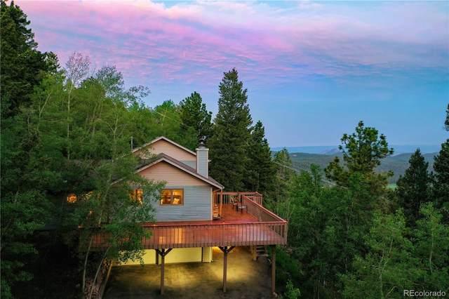 31582 Pike View Drive, Conifer, CO 80433 (#8185020) :: Wisdom Real Estate