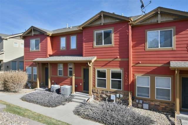 1830 Aspen Meadows Circle, Federal Heights, CO 80260 (#8185090) :: The DeGrood Team