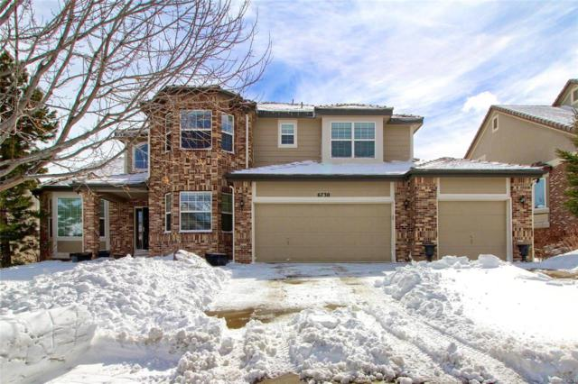 6730 Esperanza Drive, Castle Pines, CO 80108 (#8185251) :: The HomeSmiths Team - Keller Williams