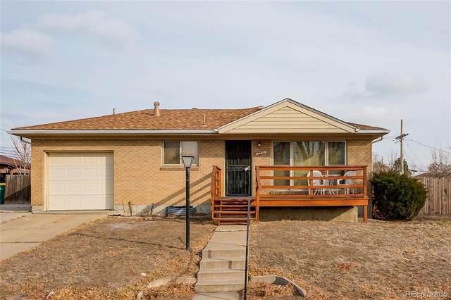 Address Not Published, , CO  (MLS #8185290) :: 8z Real Estate