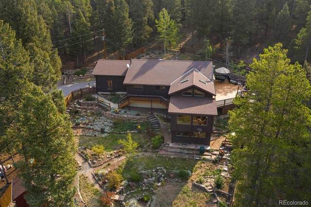 25238 Red Cloud Drive, Conifer, CO 80433 (#8185402) :: Kimberly Austin Properties