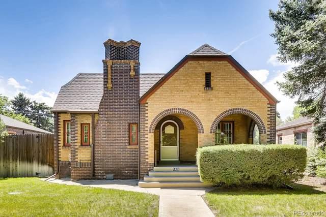 565 S University Boulevard, Denver, CO 80209 (#8185455) :: The Peak Properties Group
