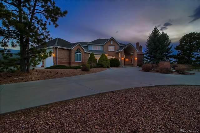 60 Bill Davis Road, Franktown, CO 80116 (#8185461) :: Wisdom Real Estate
