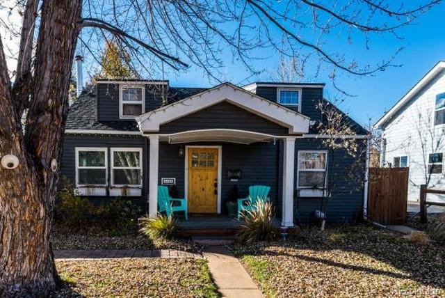 4609 S Pearl Street, Englewood, CO 80113 (#8185656) :: Sellstate Realty Pros