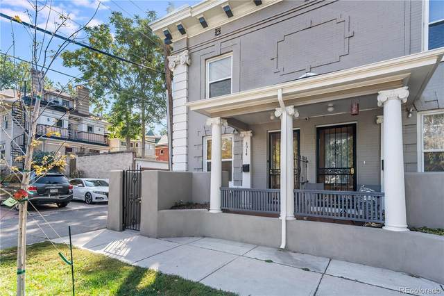1914 E 16th Avenue, Denver, CO 80206 (MLS #8185742) :: 8z Real Estate
