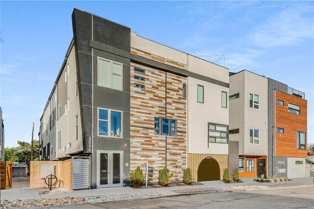 3536 Navajo Street #103, Denver, CO 80211 (MLS #8186164) :: Wheelhouse Realty
