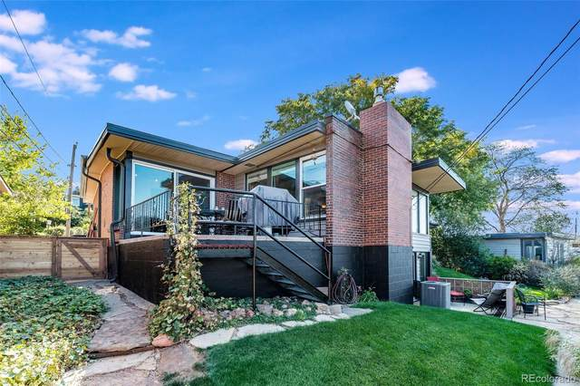5295 W 51st Avenue, Denver, CO 80212 (#8186960) :: The Griffith Home Team