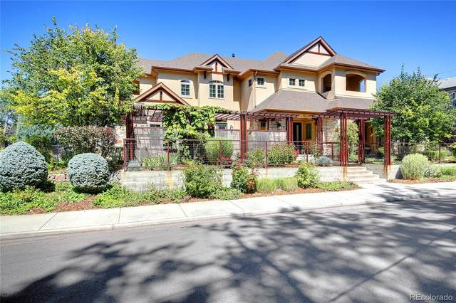 1200 Newport Street, Denver, CO 80220 (#8187254) :: Chateaux Realty Group