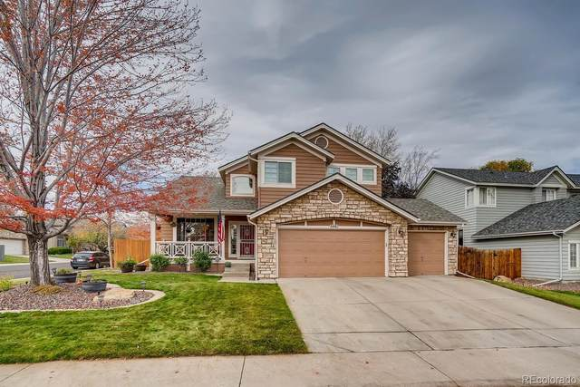 8440 W 95th Drive, Westminster, CO 80021 (#8187294) :: Peak Properties Group