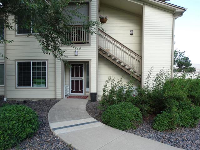 5455 S Dover Street #103, Denver, CO 80123 (MLS #8187541) :: 8z Real Estate