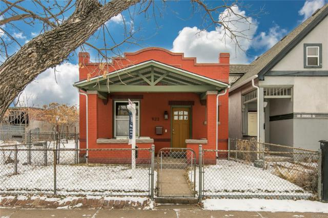 923 Galapago Street, Denver, CO 80204 (#8187552) :: My Home Team