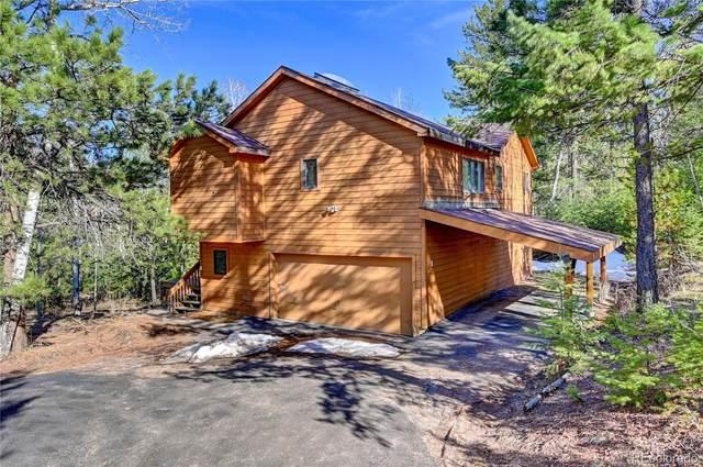 31598 Niakwa Road, Evergreen, CO 80439 (#8188171) :: Mile High Luxury Real Estate
