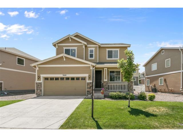 3646 E 141st Place, Thornton, CO 80602 (MLS #8188300) :: 8z Real Estate