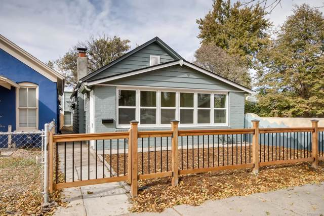 845 Mariposa Street, Denver, CO 80204 (#8188488) :: Mile High Luxury Real Estate